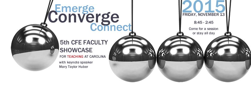 2015 faculty showcase promo