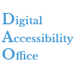 digital accessibility office